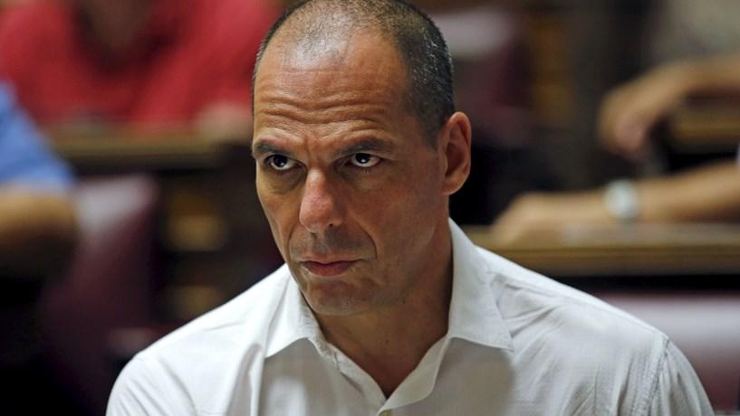 """Varoufakis acredita que """"Brexit"""" pode conduzir ao fim da União Europeia"""