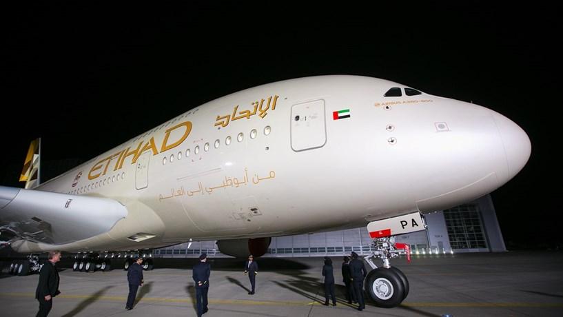 Etihad Airways vai cortar até três mil postos de trabalho
