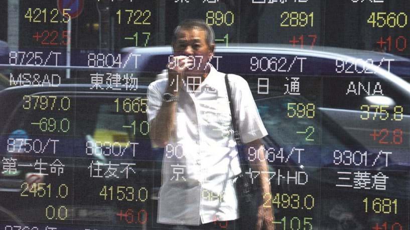 """Bolsa da China entra em mercado """"touro"""""""