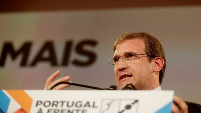 Vice da concelhia do PSD quer Passos a disputar câmara de Lisboa