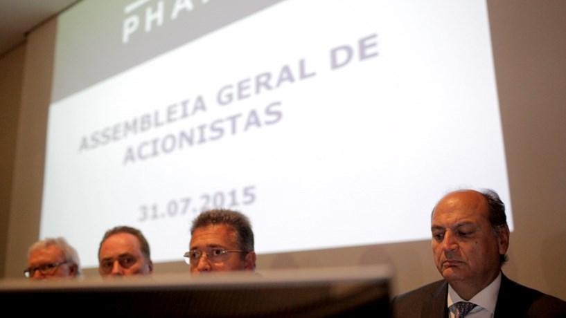 Pharol já só espera recuperar 9,56% do investimento na Rio Forte