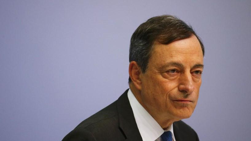 Banca europeia já perdeu quase tudo o que ganhou desde que Draghi prometeu salvar o euro