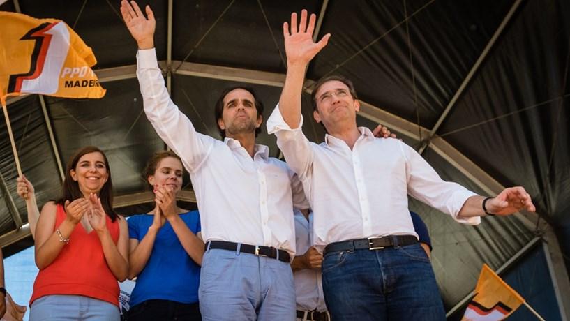 """Passos Coelho: """"Não esperem que vote a favor porque o governo se desentende com os partidos mais radicais"""""""