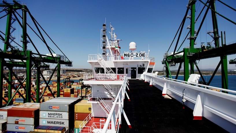 Governo aprova factura única portuária