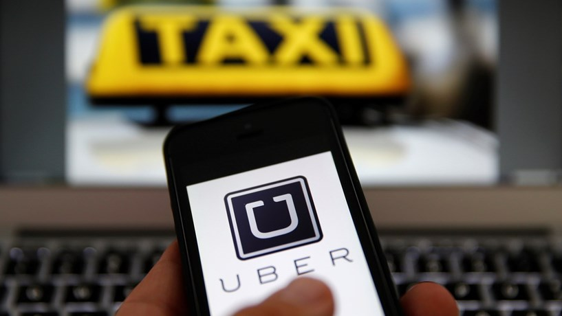 Uber pagou 34 mil euros de impostos em Portugal