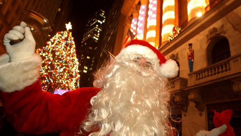 Gastos dos portugueses no Natal vão ser os mais elevados dos últimos seis anos