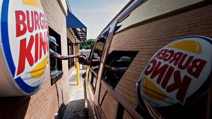 """Burger King ganha um """"u"""" em Espanha"""