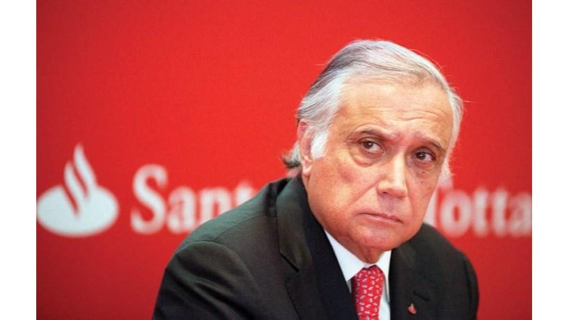 """Um tribunal inglês deu razão ao Santander no caso dos """"swaps"""" feitos com o Estado."""