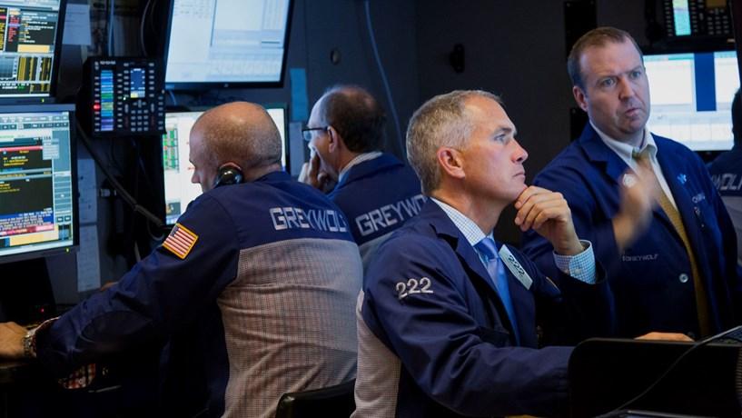 Wall Street com pior arranque do ano desde 1928