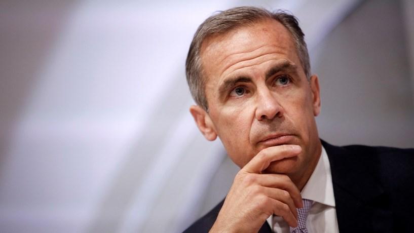 """Carney: Riscos do Brexit """"são maiores"""" para a UE do que para o Reino Unido"""