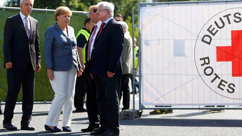 Alemanha pagou regresso de mais de 54 mil migrantes ao país de origem