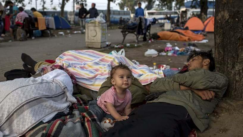 Alemanha mostra o seu lado luminoso no acolhimento aos refugiados