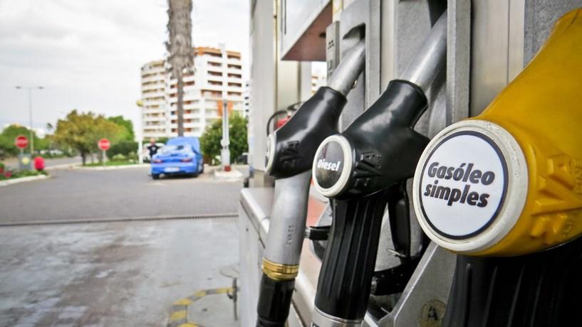 ISP da gasolina baixa dois cêntimos. No gasóleo sobe dois cêntimos