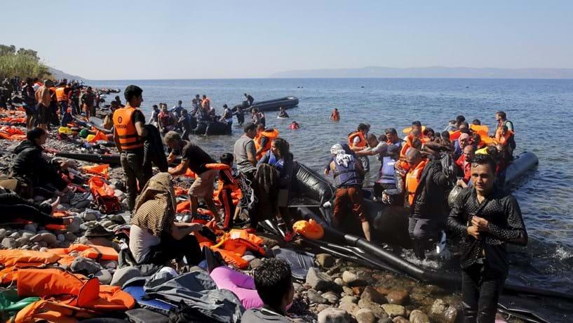 UE: Grécia tem três meses para reorganizar fronteiras externas