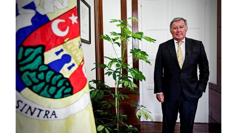 """Basílio Horta: """"O investidor em Sintra é considerado um amigo"""""""