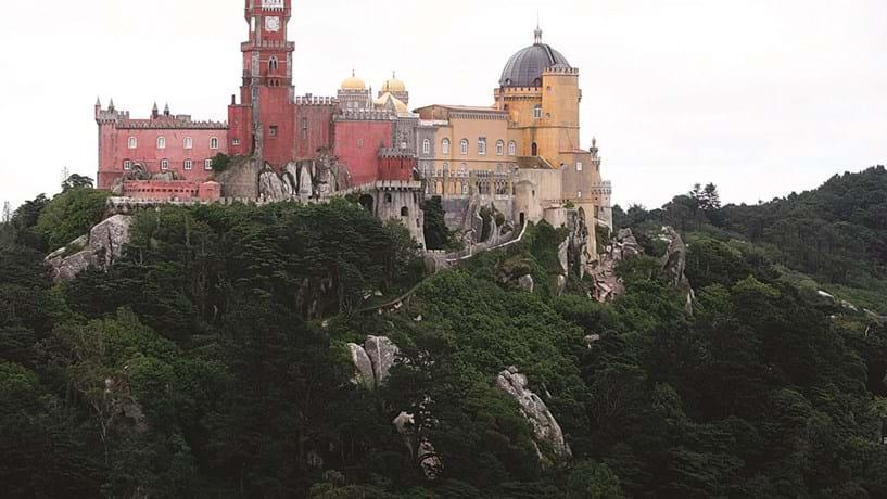 Parques de Sintra atraíram 2,6 milhões de visitantes em 2016