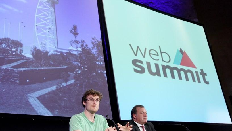 Web Summit em números