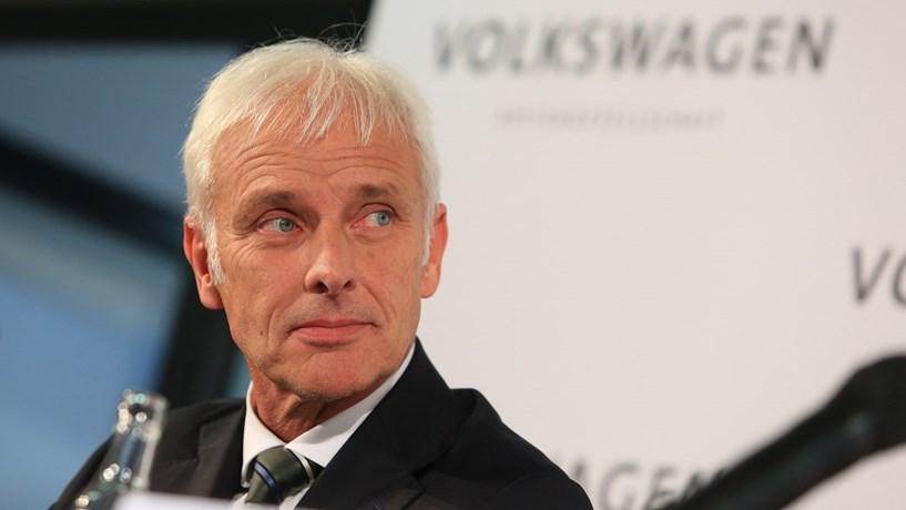 Volkswagen afinal não exclui falar sobre fusão com a Fiat