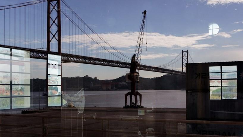 Porto de Lisboa foi o único a perder contentores em 2016