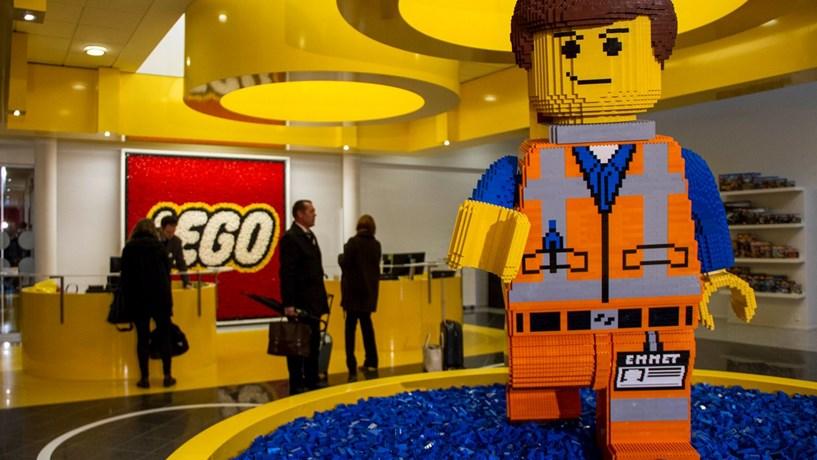 Lego sobe preços no Reino Unido por causa do Brexit