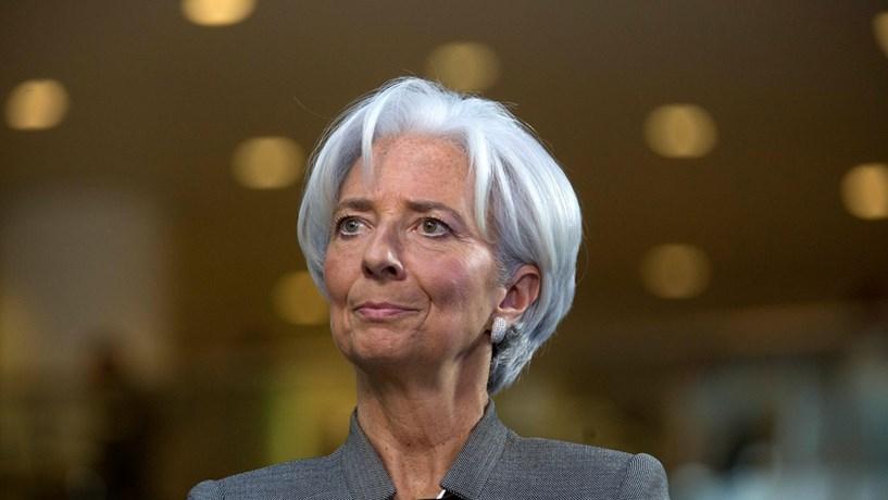 """Lagarde aconselha Deutsche Bank a acordo com os EUA: """"Quanto mais cedo, melhor"""""""