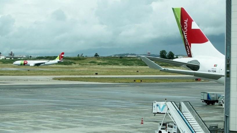 TAP transporta mais 220% de passageiros para os EUA em Janeiro