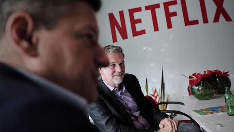 """Subscritores da Netflix em Portugal já podem ver séries """"offline"""""""