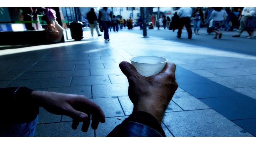 Mais de um quarto dos portugueses em risco de pobreza ou exclusão social