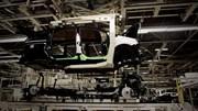 Produção automóvel cai 14,7% em Abril