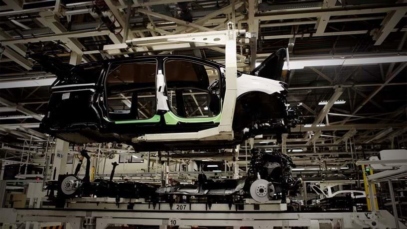 Produção de carros em Portugal desacelera em Novembro