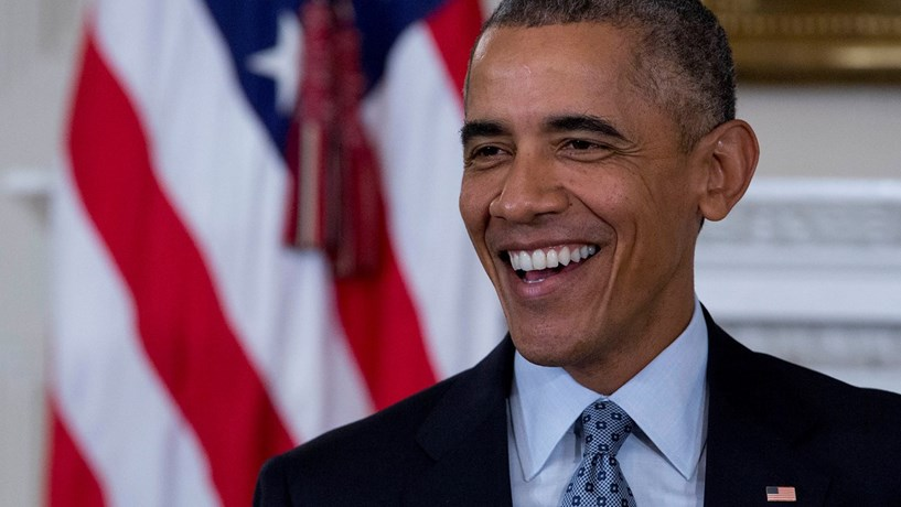 """Obama pediu…e o Spotify acedeu. Já há uma vaga de emprego para """"Presidente de Playlists"""""""