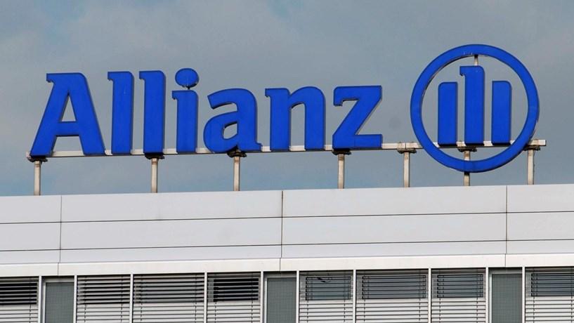 Lucros trimestrais da Allianz subiram 36%