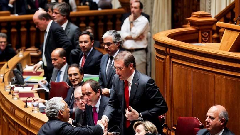 PSD e CDS votam ao lado do PS na redução da contribuição sobre as pensões elevadas