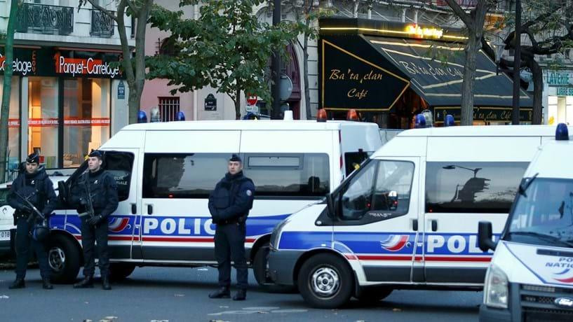 Polícia francesa deteve suspeito de planear atentado