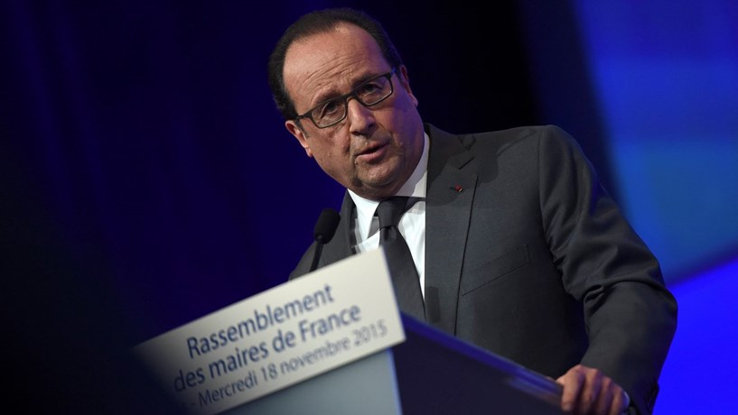 Hollande alvo de inquérito da justiça francesa