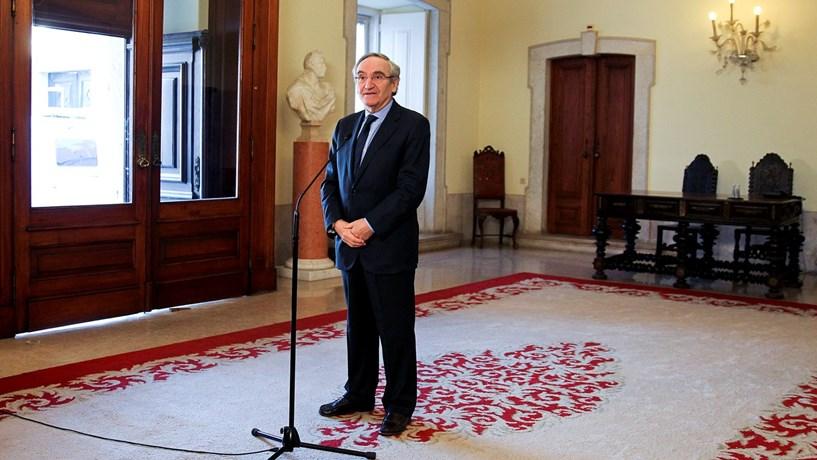 Fernando Medina satisfeito com apoio de Bagão Félix
