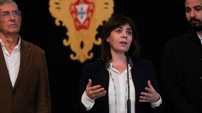 """Catarina Martins: """"O que está acontecer no Brasil é um golpe de Estado do século XXI"""""""