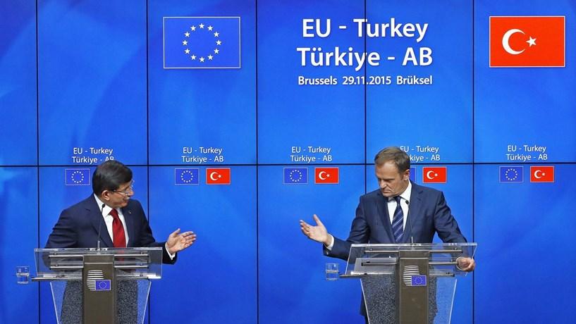 União Europeia precisa de mais tempo para chegar a acordo com Turquia