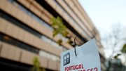 Acidente e fraca adesão desmobilizam trabalhadores da PT/MEO do protesto em Picoas