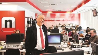 """Marcelo: """"Portugal está a viver um momento de estabilidade e pacificação"""""""