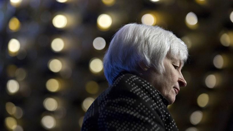 Janet Yellen diz que crescimento económico está finalmente a elevar os padrões de vida nos EUA