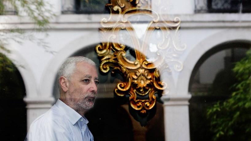 """Marcelo conseguiu """"revitalizar a função presidencial"""", diz Sampaio da Nóvoa"""