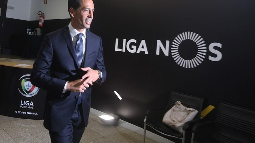 Pedro Proença, presidente da Liga, negociou o acordo com os chineses da Ledman.