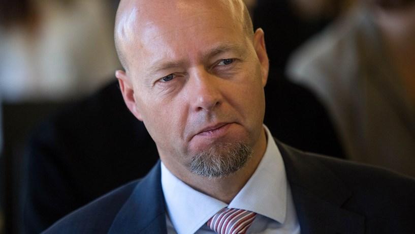 Yngve Slyngstad é, desde 2008, o responsável por gerir a equipa de mais de 500 pessoas de 35 nacionalidade do Fundo Soberano da Noruega.