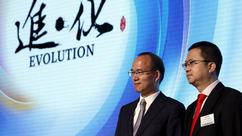 Nuno Amado em Xangai  a convite da Fosun