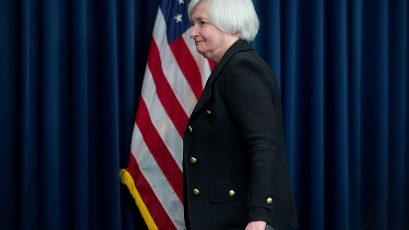 Fed abre a porta  a subida de juros em Dezembro