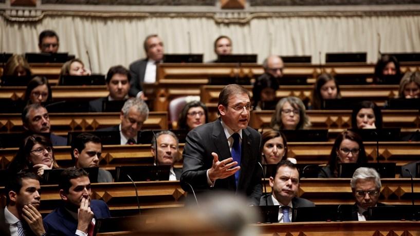 """Passos Coelho diz que o PSD """"estará preparado"""" para governar"""