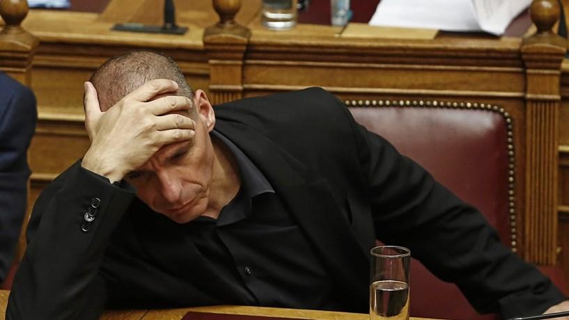 """Varoufakis: """"Recuperação económica"""" de Portugal, Espanha ou Irlanda é """"mentira"""""""