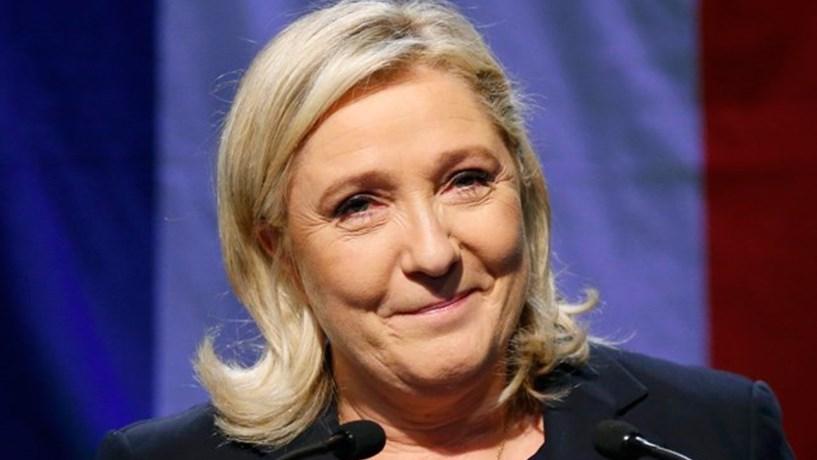 """Como a Frente Nacional francesa quer """"desmantelar"""" a Zona Euro"""