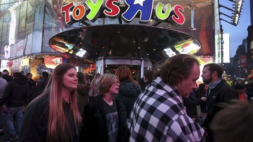 Loja de brinquedos Toys 'R' Us pede recuperação judicial — EUA